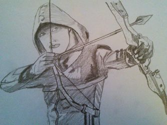 Green Arrow by JonNickDeviantArt