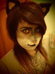 Kitty Gina is Kitty by Eyes-of-the-heart