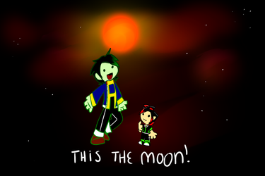 This Is The Moon by Norlight