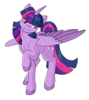 Twilight Sparkle by ShadowInkAdopts