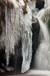 Ice Pick Falls by somadjinn