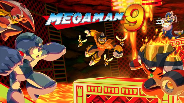 Mega Man 9 - Legacy Collection 2 by theCHAMBA