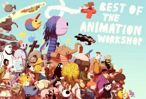 The Animation Workshop - cover by MikkelSommer