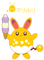 Shiny Azumarill for FB Friend ::GIFT::
