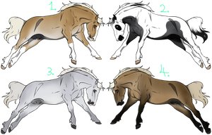 Equine Adopts | OPEN by NorthernMyth