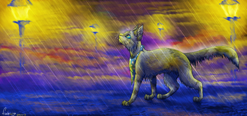 Passing Storm by Finchwing