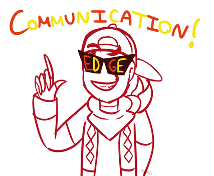 Communication! by BD8Saku