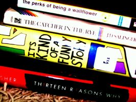 Books That Changed My Life by Framed-By-Flan