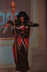 Medivh Cosplay by blueberry-jam1