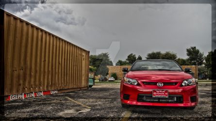 Scion tC 2013 Release Series 8.0 #0031 of 2000 by enob-x