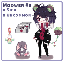Moower Adopt #6 | new: OTA [CLOSED] by cloudylicious