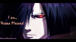 Uchiha Madara - Naruto  Color  by Airest27