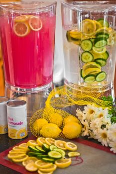 Pink Lemonade by NoctemPhotography