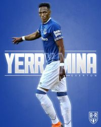 274. Yerry Mina by Ramin7Sharifi