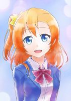 honoka by chroneco