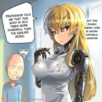 Genos chan by hmongt