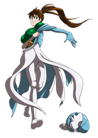 Gardevoir Suit TF 01 by midorimushiG