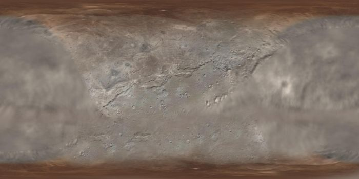 Charon Texture Map by NeptuneProProduction