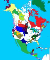 1983 Doomsday: North America by LouisTheFox