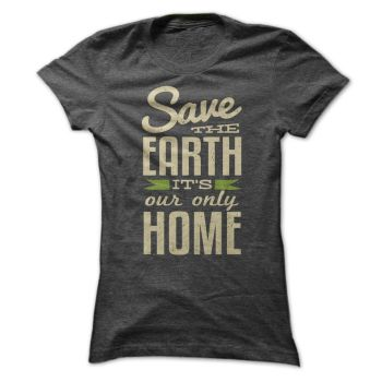 Earth Day T-shirts by lisashirts