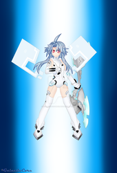 [White Heart (Blanc)] by XGalacticCoreX