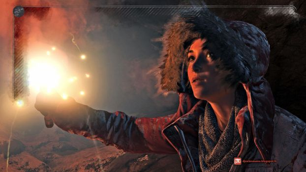 Xbox One Rise of the Tomb Raider Theme by Djoe-les-Mains