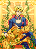 GIOGIO by candybeetle