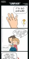 Unfair: a Wincest comic by KamiDiox