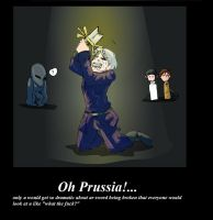 Oh Prussia by DarkVampirequeen9