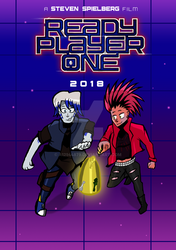 Ready Player One by a12944879