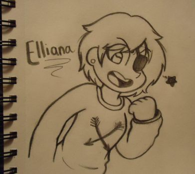 { Elliana } by ChristinaDoodles