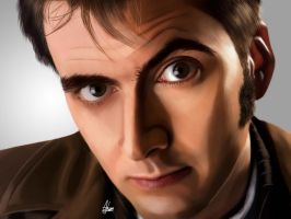 David Tennant by Wild-Theory