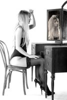 dressing table by abe64