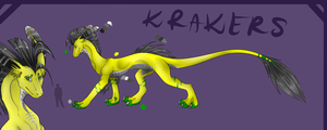 New Krakers CharSheet by Krakers66