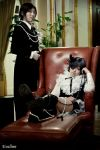 Black Butler - Lily - 1 by evalime