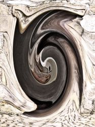 A experiment of abstract by UdoChristmann