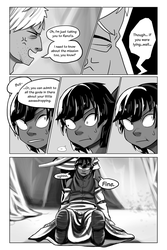 Luma: Chapter 1 page 24 by ColorfullyMonotone