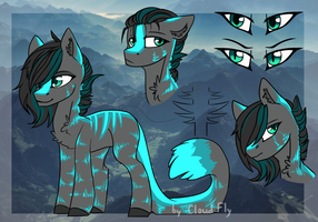 [New reference] Cheshire by Cloud-Fly