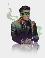 Riddler 05 by perditionxroad