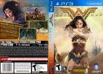 Wonder Woman Video Game Cover ( Full ) by MrConcepts