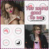 You sound good to me PSD by justcooleditions