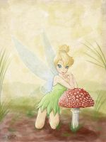 Tinkerbell by sothis27