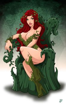 Poison Ivy by PatrickFinch