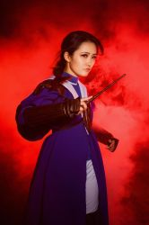 Cho Chang By Isis Blue Fire 25 by IsisBlueFire