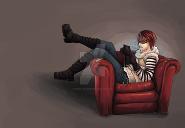 Gamer by peace-of-hope