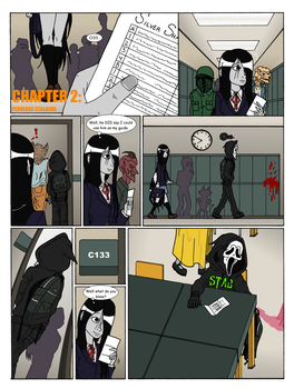 HH1 - Chapter 2 - Page 1 by HH-HorrorHigh