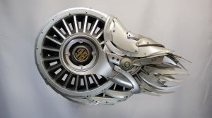 Nautilus by HubcapCreatures