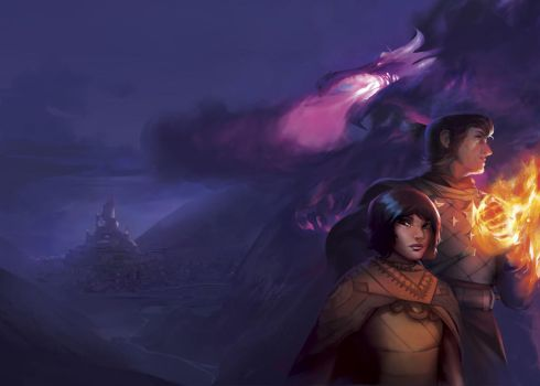 Book cover for The Shadow Soul by ssandulak