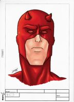 Daredevil by Lazaer