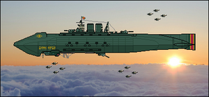 Ishwar Air Navy over Cysien by Another-Eurasian